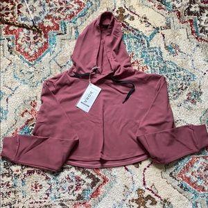 NWT Kora Crop Sweatshirt